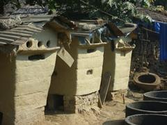 ④-ハト小屋