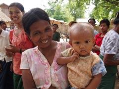 ミャンマーの人たちが、自分の力で家族の健康と未来を守れるよう