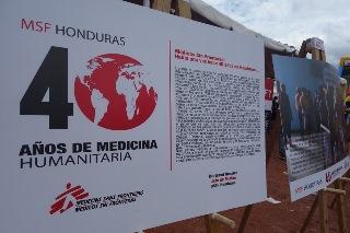 2014年、MSFホンジュラスは40周年を迎えた