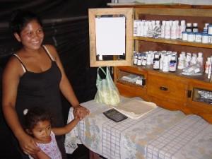 コミュニティ薬局とボランティア