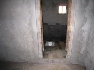 屋内にトイレを設置するのは珍しいケース